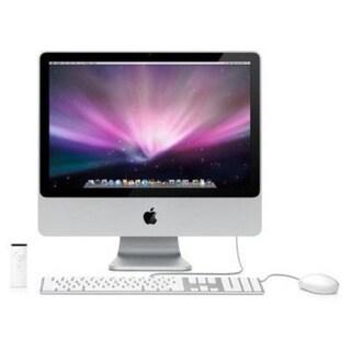 Apple iMac MB323LL/A 20-inch 2.4GHz Intel Core 2 Duo 1GB DDR2 250GB HDD Desktop Computer (Refurbished)