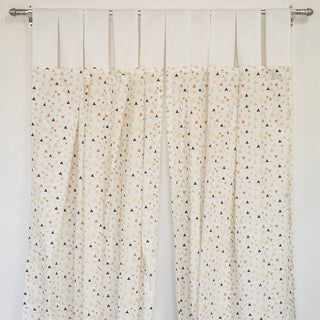 Pam Grace Creations Charming Forest Curtain Panels