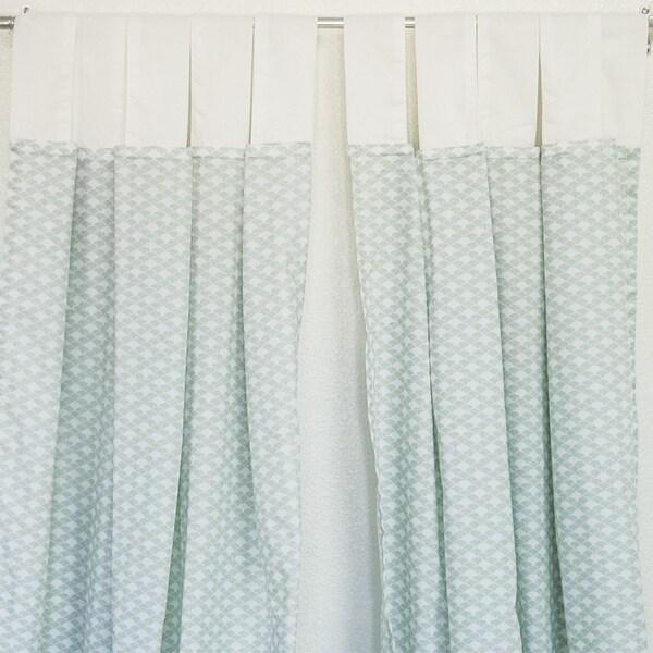 Pam Grace Creations Anchors Away Curtain Panels