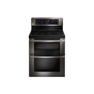 LG Diamond Collection 30-inch Freestanding Electric Double-oven Range