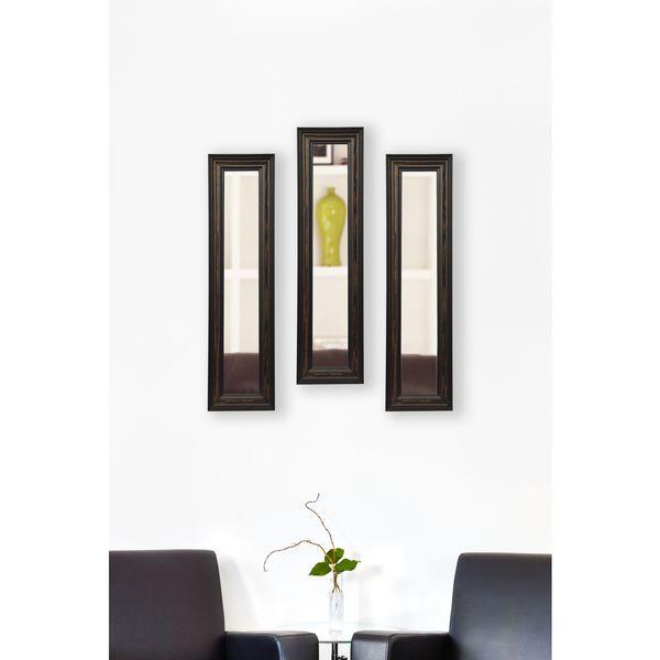 American Made Rayne American Walnut Mirror Panel 17290966