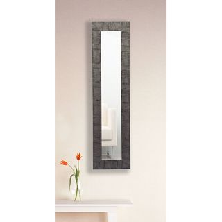 American Made Rayne Safari Silver Mirror Panel