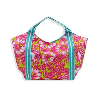 All For Color Aloha Paradise Beach Tote