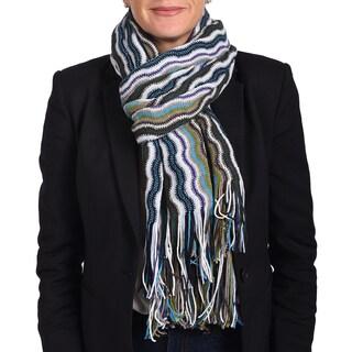 Missoni Classic Zigzag Knit Scarf