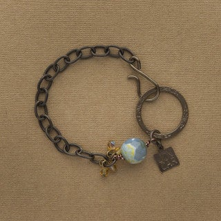 Grecian Sky Bracelet