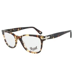 Persol PO3003V 985 Wayfarer Dark Havana Eyeglass Frames