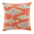 Tommy Bahama Batic Fish 20-inch Decorative Pillow