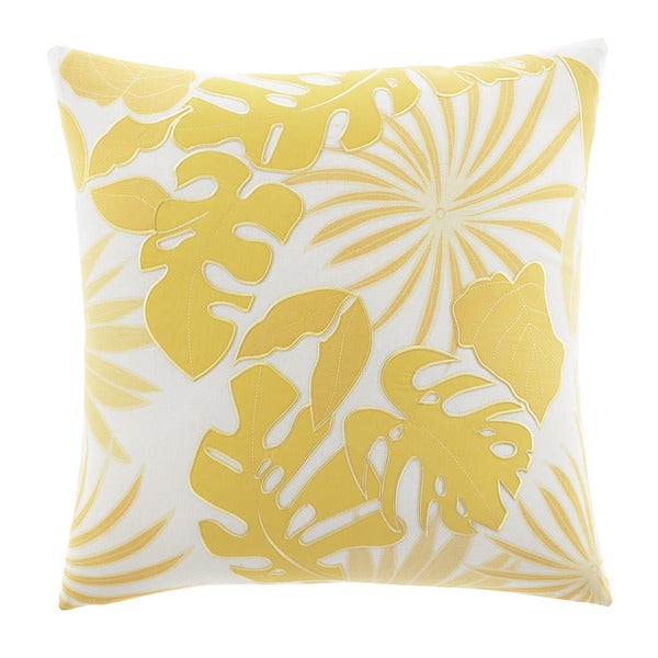 Tommy Bahama Antique Palm 20 Inch Decorative Pillow