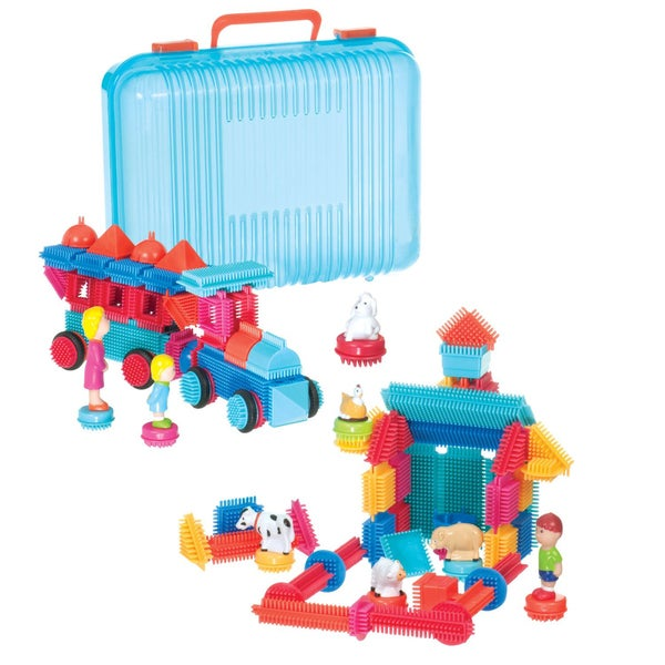 Toysmith Bristle Block 113-piece Set
