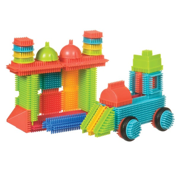 Toysmith Bristle Block Bucket