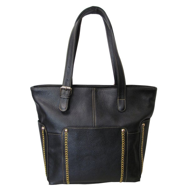 Amerileather 'Madeline' Tote Handbag