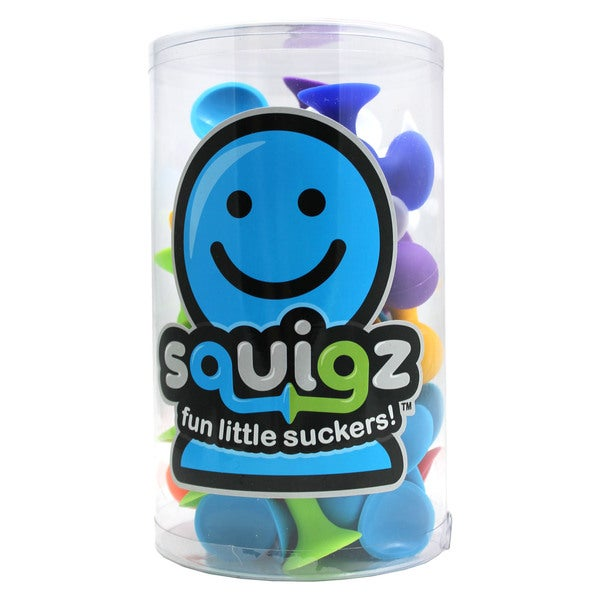 Fat Brain Toys Squigz 24-piece Starter Set