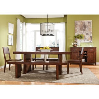 Tremont Cinnamon 67-inch Backless Bench