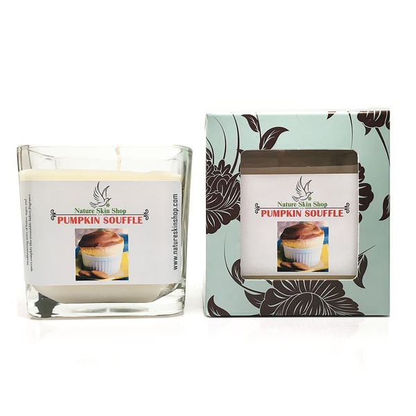 Pumpkin Souffle Soy Candle