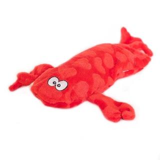 Crusherz Lobster Squeakie Dog Toy