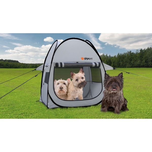 Pop-Up Pet Tent