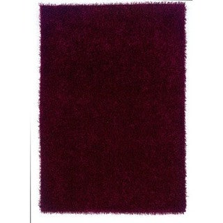 Linon Confetti Collection Shag Rug
