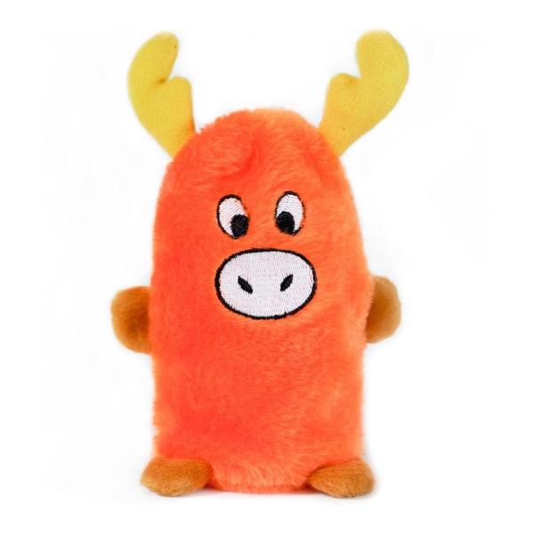 Moose Buddie Squeak Dog Chew Toy