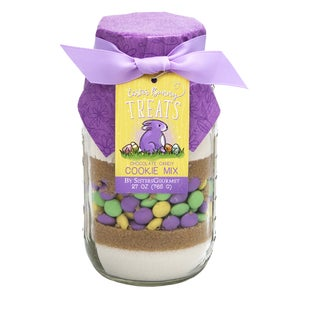 Easter Bunny Treats Chocolate Candy Cookie Mix