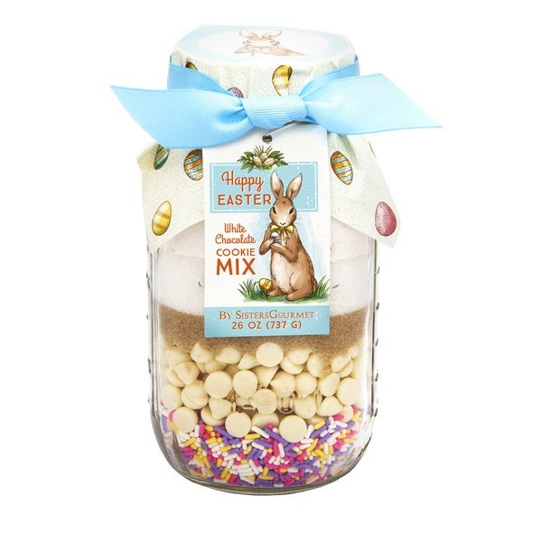 Happy Easter White Chocolate Chip Cookie Mix