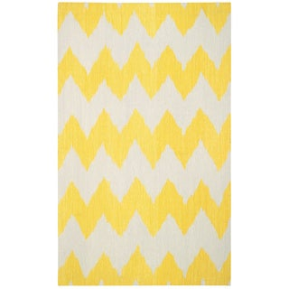 Genevieve Gorder Insignia Rectangle Flat Woven Rugs (8' x 11')