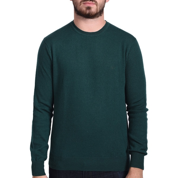 Valentino Men's Wool Crew Neck Sweater