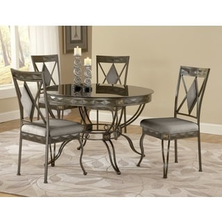 Mystic Bronze Dinette Upholstered Chairs