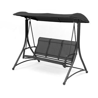 Havana 3-Seat Steel Swing