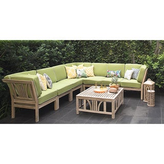 Cambridge Casual Kensington 8 pc Sectional Sofa Set