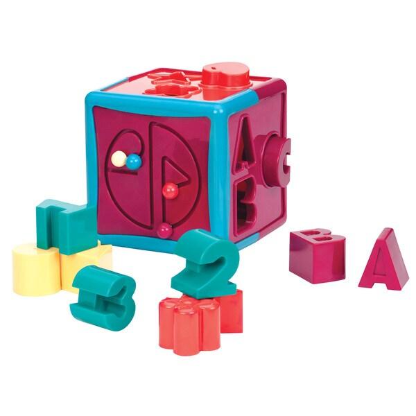 Battat Shape Sorter Cube