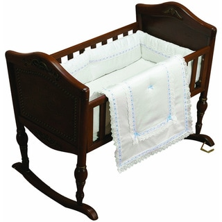 Neutral Royal Classic Cradle Baby Bedding