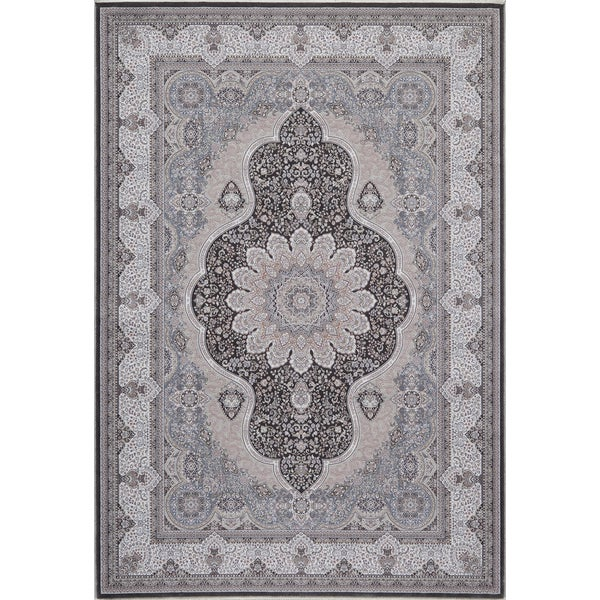 Antiquity Dynamic Medallion Rug (5'3 x 7'7)