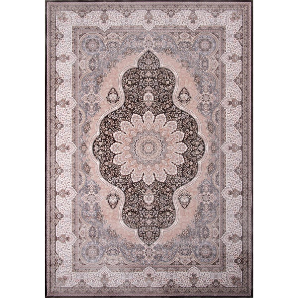 Antiquity Dynamic Medallion Rug (6'7 x 9'10)