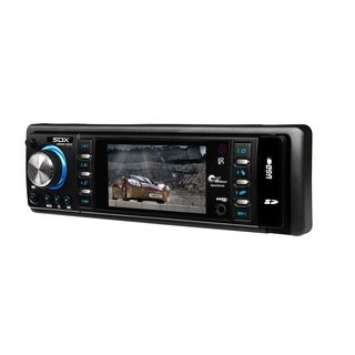 Sondpex 3-inch TFT Mechless Multimedia Receiver and Digital Player