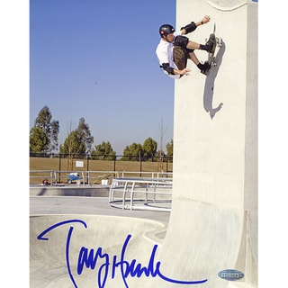 Tony Hawk Up The Wall 16X20 Photo