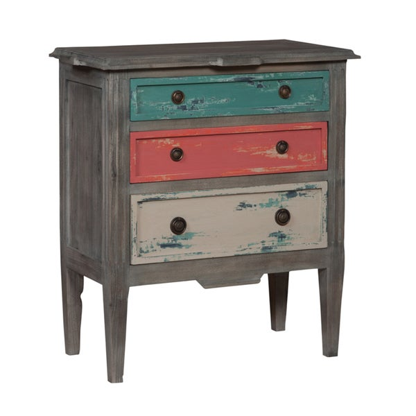 Guildmaster Chester House Side 3-drawer Chest