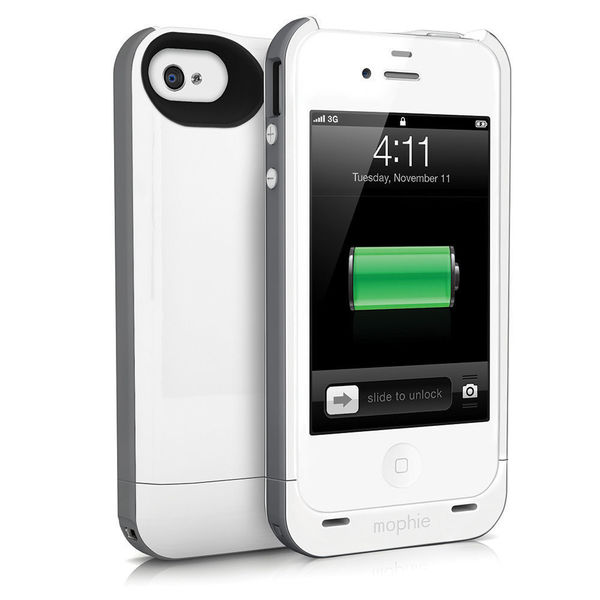 Mophie Juice Pack Plus for Apple iPhone 4/4s (Refurbished)