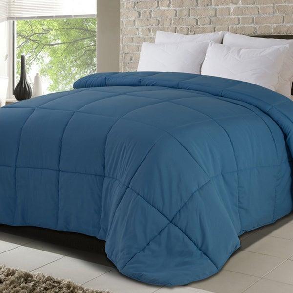 Never Down All Season Microsoft Down Alternative Comforters