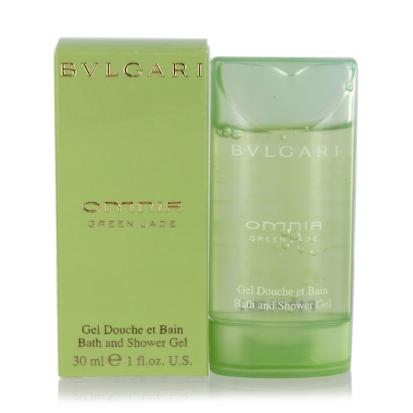 Bvlgari Omnia Green Jade Mini Shower Gel