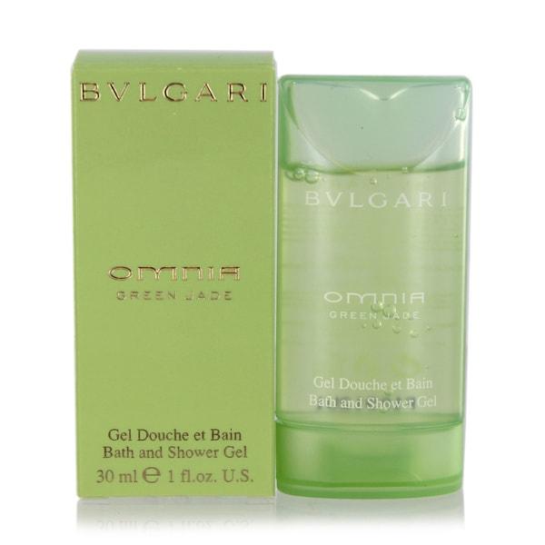 Bvlgari Omnia Green Jade Mini Shower Gel