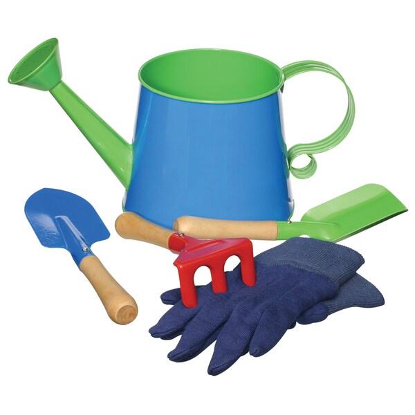 Toysmith Kids' Watering Can Garden Kit 17298750