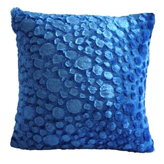 Anna Ricci Raindrop 18 inch Throw Pillow