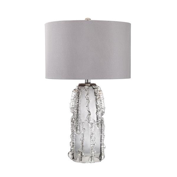 Elk Lighting Palais 1-light Grey Smoke Table Lamp