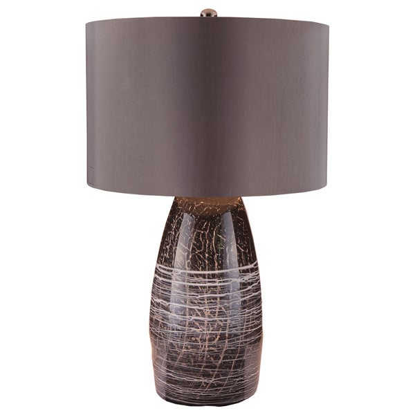Elk Lighting Kennebunkport 1-light Horizon Grey Table Lamp