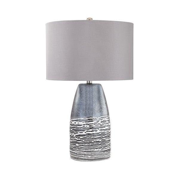 Elk Lighting Kennebunkport 1-light Horizon Grey Table Lamp