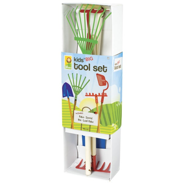 Toysmith Kids Garden Tool Set 17299582