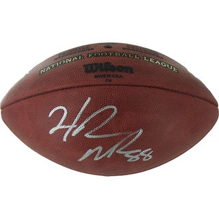 "Hakeem Nicks NFL ""Duke"" Football"