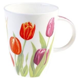 Roy Kirkham Louise Tulip Garden Mug (Set of 6)