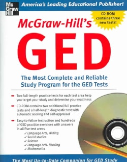 Mcgraw-Hill's GED: The Most Complete and Reliable Study Program for the GED Tests