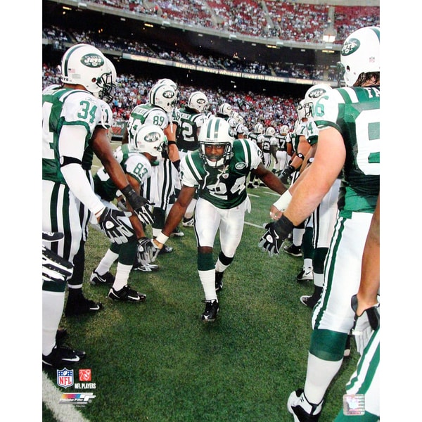 Darrelle Revis Pregame Intro 16x20 Photo 17301628